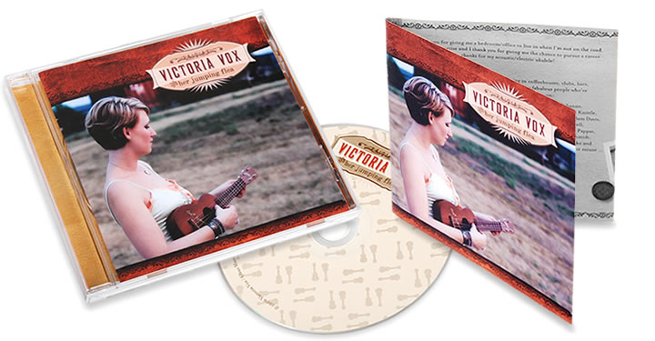 CD Jewel Cases | CD Cases | CD Baby Disc Manufacturing