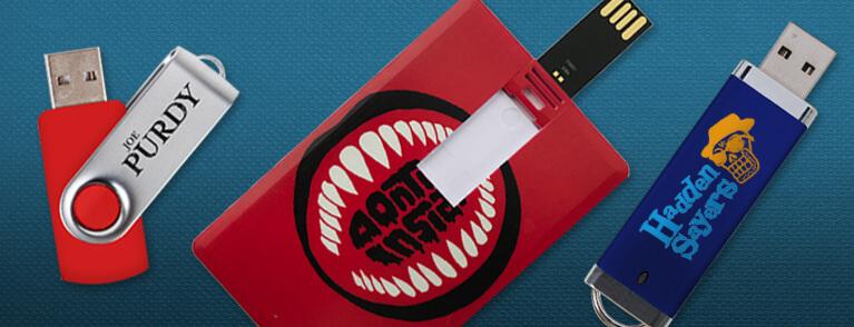 Personalized Flash Drives | USB Music | Custom Music Flash Drive